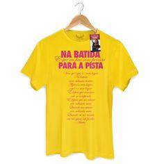 Camiseta Masculina Anitta Na Batida 2 #Anitta #absolut #Type #bandUP