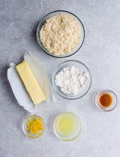 These keto lemon cookies are soft, chewy & the perfect low carb dessert for spring & summer. Gluten free, & easy to make paleo with only 5 ingredients. Paleo Lemon Cake, Sugar Free Lemon Cake, Gluten Free Lemon Cake, Lemon Dessert Recipes, Sugar Free Desserts, Sugar Free Recipes, Lemon Recipes, Low Carb Desserts, Berry Crisp Recipe