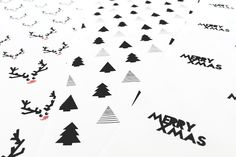 Free printable, christmas wrapping. Now on my blog: http://femkeverspaget.blogspot.nl/