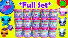 Littlest Pet Shop Fashems Full Set of LPS Fashems Series 1