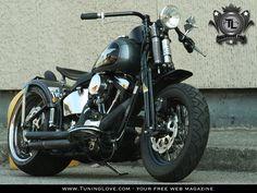 Harley Davidson FLSTN – S - Special Serie limitata
