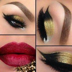 Gorgeous Makeup: Tips and Tricks With Eye Makeup and Eyeshadow – Makeup Design Ideas Gorgeous Makeup, Love Makeup, Beauty Makeup, Makeup Looks, Hair Makeup, Glamorous Makeup, Eyebrow Makeup, Makeup Art, Makeup Eyeshadow