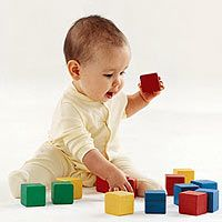 Activities for Infants - With babies, playing games is fun and beneficial. From building motor and sensory skills to prepping them for preschool, baby games set the stage for a lifetime of learning. Read on for twists on classic baby games, and discover new activities for your little one.
