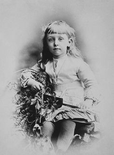 Princess Helena Victoria 'Thora' (1870-1948), daughter of Princess Helena and Prince Christian of Schleswig Holstein