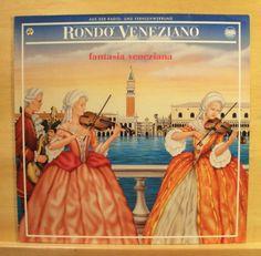 RONDO-VENEZIANO-Fantasia-Veneziana-Vinyl-LP-Top-RARE-Italo-Disco-Pop