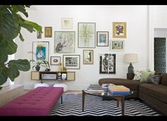 Lauren Nelson: 5 Tips for Creating The Ultimate Gallery Wall