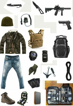 Survival camping tips Tactical Wear, Tactical Clothing, Tactical Survival, Survival Gear, Airsoft Gear, Tac Gear, Combat Gear, Tactical Equipment, Military Gear