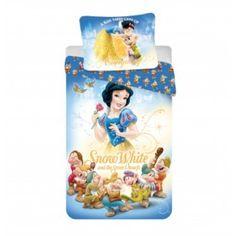 Disney Princess Snow White and the Seven Dwarfs Children's Bedding Set Girls Bedding Sets, Girls Bedroom, Baby Bedding, Single Duvet Cover, Duvet Cover Sets, Disney Bedding, Disney Princess Snow White, Thing 1, Seven Dwarfs