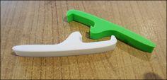 Flaschen Öffner 3D-Druck