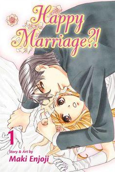 Hapi Mari / Happy Marriage!? - manga written & illustrated by Maki Enjōji.