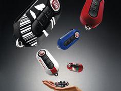2013 Fiat 500-Abarth Key Covers