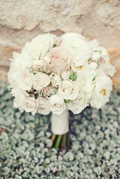 Ideas para elegir el diseño de tu ramo de novia.
