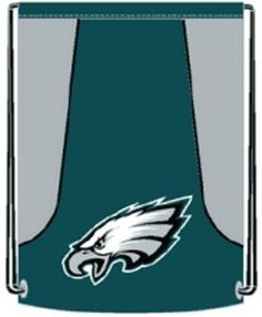 """Philadelphia Eagles STRING Pack by Concept 1. $13.95. This is a special order item and takes longer to leave our warehouse, which is reflected in the estimate above This high density backsack features your favorite team?s screenprinted logo and team colors. It is made of a durable water resistant 210D nylon, has extra strength cording and reinforced strap corners. The bag is approximately 18""""x13.5"""" in size."""