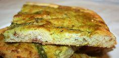 IMG_1854 Focaccia alla crema di asparagi e prosciutto - Copia