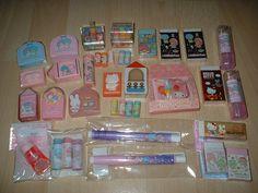 Sanrio Erasers