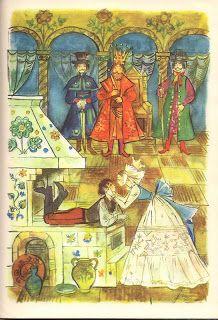 By Polish illustrator Jan Marcin Szancer, 1971  Garaż ilustracji książkowych: październik 2013