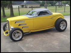 1932 Ford Roadster Street Rod 355