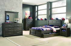 Shop for the Signature Design by Ashley Juararo Twin Bedroom Group at VanDrie Home Furnishings - Your Cadillac, Traverse City, Big Rapids, Houghton Lake and Northern Michigan Furniture, Mattress & Appliance Store Twin Bedroom Sets, Queen Bedroom, Master Bedroom, Bedroom Suites, White Bedroom, Boys Bedroom Furniture, Country Furniture, Bedroom Ideas, Kids Bedroom