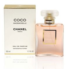 Chanel coco mademoiselle eau de parfum spray 50ml (1.7oz) edp