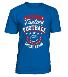"# Football Fanatics TShirt Make Fantasy Football Great Gift .  Special Offer, not available in shops      Comes in a variety of styles and colours      Buy yours now before it is too late!      Secured payment via Visa / Mastercard / Amex / PayPal      How to place an order            Choose the model from the drop-down menu      Click on ""Buy it now""      Choose the size and the quantity      Add your delivery address and bank details      And that's it!      Tags: This shirt says, Make…"