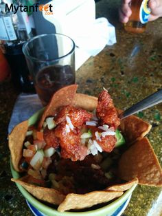 What to eat in Costa Rica - Chifijo