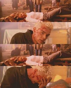 between him and Willow, I was broken. Noone really gave Spike enough credit for how much he cared about Buffy up until then Anna even after that loads of people didn't take him seriously. Spike Buffy, Buffy The Vampire Slayer, Cry Like A Baby, Buffy Summers, Joss Whedon, First Girl, Our Lady, Vampire Diaries, Hunger Games
