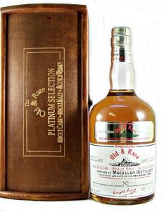 Macallan 30 year old 1977 Single Malt Whisky 47.3% 70clA single cask limited to only 175 bottles