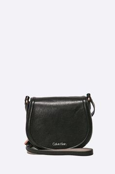 Geanta Calvin Klein dama crossbody neagra Saddle Bags, Calvin Klein, Sport, Casual, Fashion, Accessories, Moda, Deporte, Fashion Styles