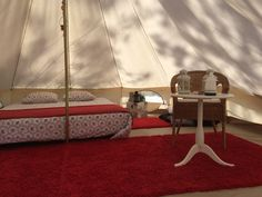 It's a Glamping time! Come and try our beautiful Bell-tent. Escape, Bell Tent, Camping Glamping, Outdoor Furniture, Outdoor Decor, Lima, Toddler Bed, Beautiful, Home Decor