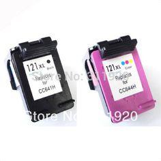 Cartridge For HP 121 121 XL Ink Cartridge HP121 For HP F4583 F4280 D2563 F2423 F2483 F2493 F4213 F4275 F4283 C4683 D2563 Printer