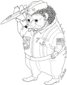 Lovely coloring pages for learning & holidays as well as some unique patriotic!
