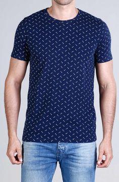 T-Shirt Con Estampado Full Cobertura De Flechas Compra en la tienda On Line  tennis.com.co - tennis a0d4c89cbf41