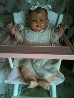 Vintage Effanbee doll--I want her!!
