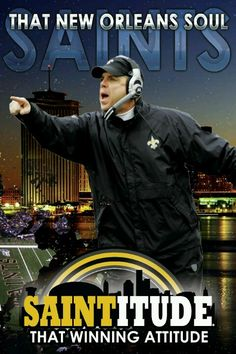 Sean Payton... the BEST NFL coach in America!
