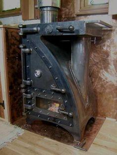 El Yunque - Multicombust Rango en la placa de hierro pesada
