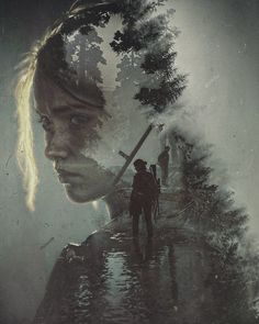 Last Of Us, The Lest Of Us, Dark Fantasy Art, Editing Pictures, Manga Art, Game Art, Behind The Scenes, Drawings, Artwork