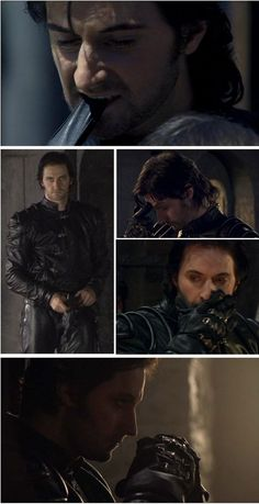 'Best Use of a Glove' goes to ... Richard Armitage as Sir Guy