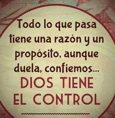 Confia en DIOS
