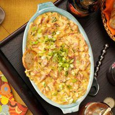 Reuben Dip Recipe from Taste of Home