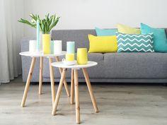 ... Blauw, Geel, Grijs op Pinterest - Blauw Geel, Geel Grijs Turquoise en