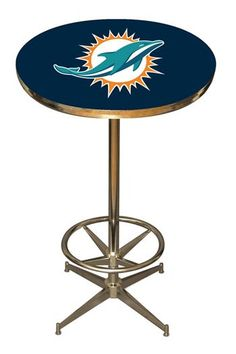 Use this Exclusive coupon code: PINFIVE to receive an additional 5% off the Miami Dolphins Pub Table at SportsFansPlus.com