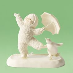 """Department 56: COLLECTING - """"Singing In The Rain"""" - Snowbabies™ Retirements"""