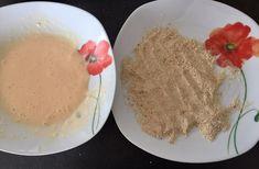 Panierka do mięsa Hummus, Panna Cotta, Pudding, Breakfast, Ethnic Recipes, Food, Kitchen, Homemade Hummus, Cuisine