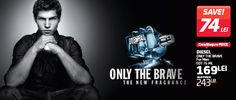 Only the Brave New Fragrances, Brave, Men, Fictional Characters