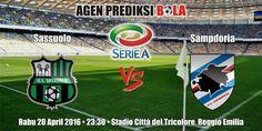 Prediksi Bola Sassuolo vs Sampdoria 20 April 2016
