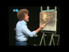 The Joy of Painting s21 02 Tranquil Dawn - YouTube