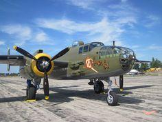 """B-25J """"Georgie's Gal"""""""