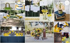 Sun flower wedding.Vietnam countryside wedding. Silver white wedding. #redwedding #whitewedding #weddingideas #weddingthemes. For saving time and money of modern and full-time working brides and grrom, KISS Wedding Event has created 22 wedding concepts for wedding decoration, using popular color palettes in 2014 such as pastel pink, hot pink, red and white, white and silver, sequin golden, etc and special storylines such as highschool love, autumn love, love bus journey.
