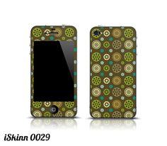 iPhone 4 4s Skin 0029 by Iskinn on Etsy, $14.99