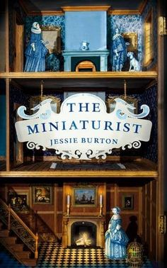 The Miniaturist by Jessie Burton. Saw this in Waterstones in Oxford and it looked really intriguing!